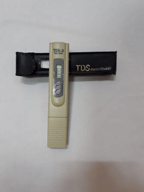 تی دی اس متر قلمی رنج اندازه گیری 0 تا9990 پی پی ام