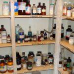 مواد آزمایشگاهی مدارس (تجهیزات آزمایشگاه شیمی)
