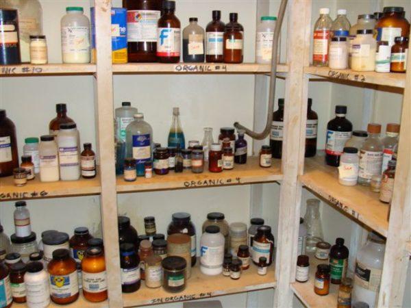 Laboratory materials for schools
